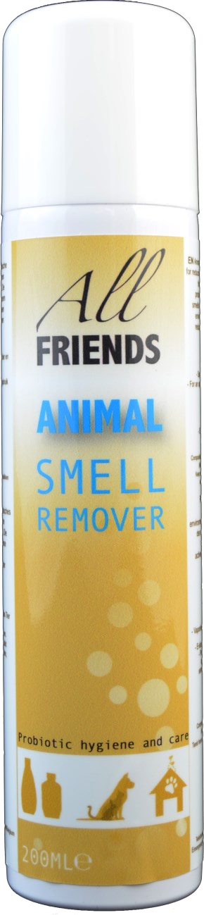 All Friends probiotische animal smell remover
