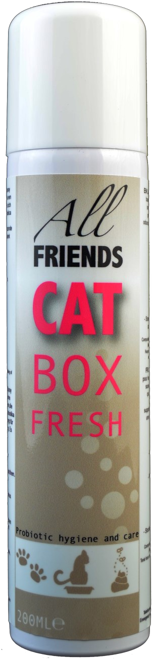 All Friends probiotisch cat box fresh